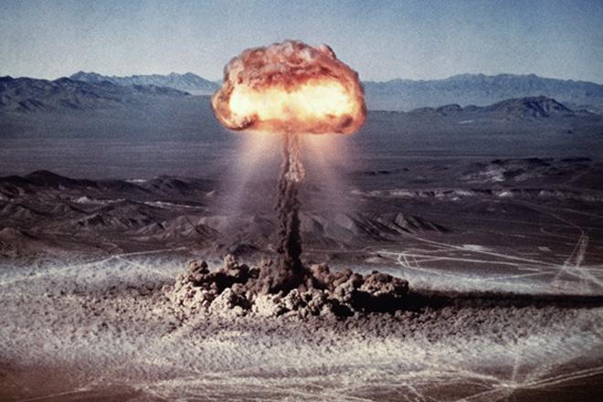 explosion nucléaire japon