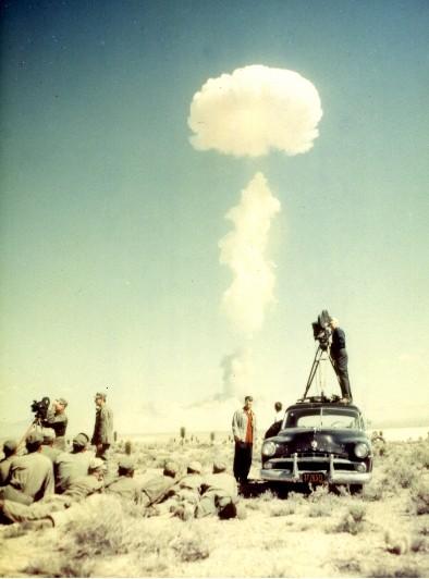 atomique Nevada 1940