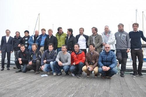 skippers vendée globe